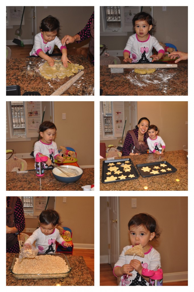 Christmas Baking Fun
